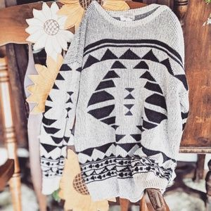 Forever 21 Contemporary Over-Sized Sweater
